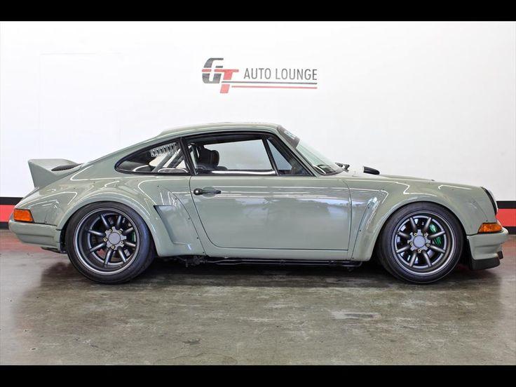Used 1990 Porsche 911 RWB for sale in Rancho Cordova, CA   GT Auto Lounge