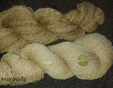 Handspun 100% camel yarn. 190g, 300m. #handspun