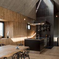 Chimney House by Dekleva Gregoric Architects
