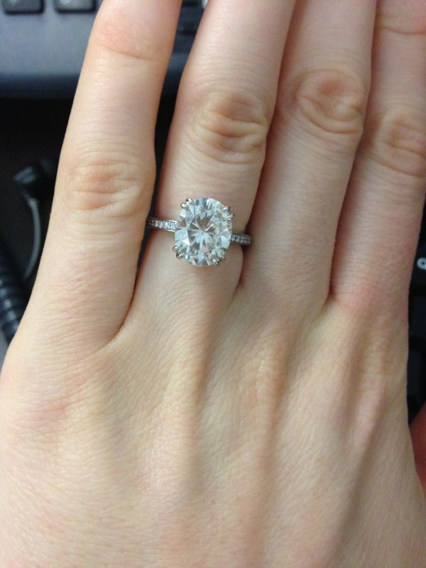Help Where can I sell my 3 75 carat custom moissanite ring Weddingbee
