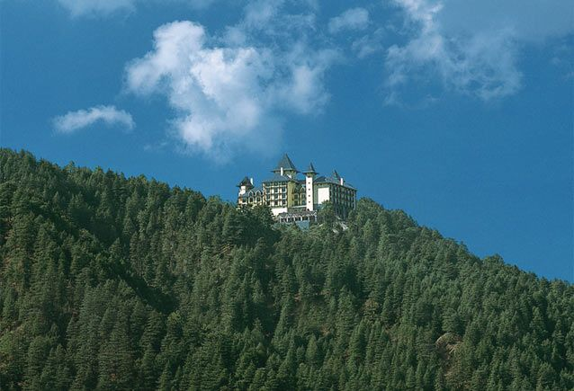Wildflower Hall. Image from www.oberoihotels.com.