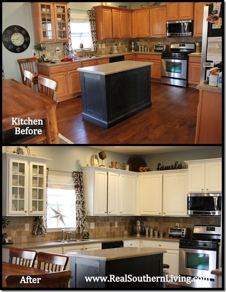 22 best images about transforming oak cabinets on for Best paint and primer for kitchen cabinets
