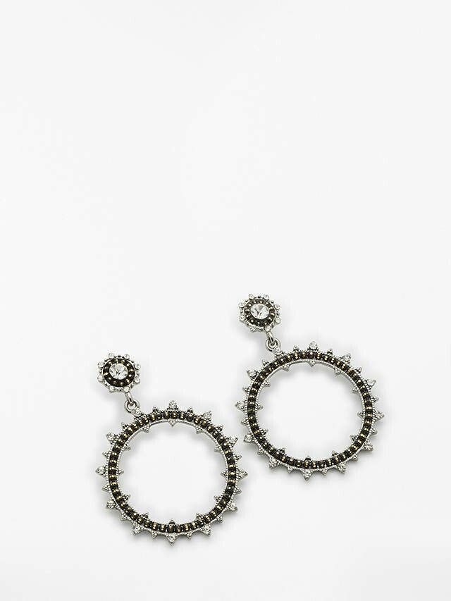 1eee5d0d2683 Pin by Gavriliu Diana on johnlewis | Earrings, Drop Earrings, Drop