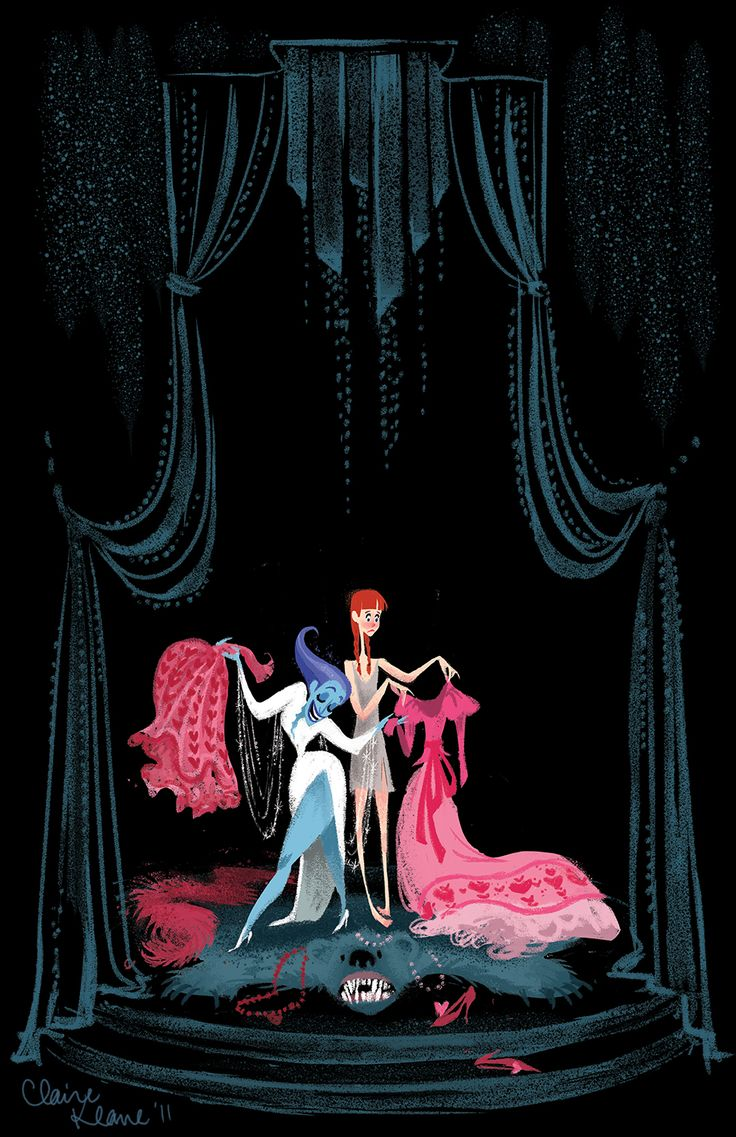 Early Frozen concept art imagined a Snow Queen based on Bette Midler