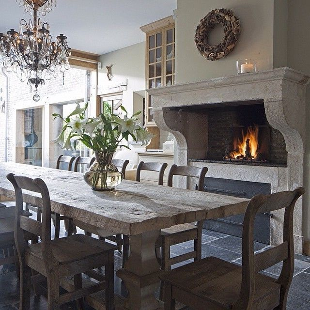 25 Best Ideas About Dining Room Fireplace On Pinterest: Best 25+ Country Dining Rooms Ideas On Pinterest