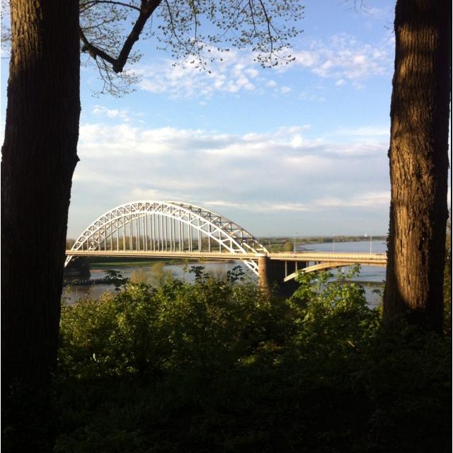 Valkhof Waalbrug Nijmegen