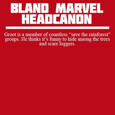 Bland Marvel Headcanons - Imgur - Visit now to grab yourself a super hero shirt…