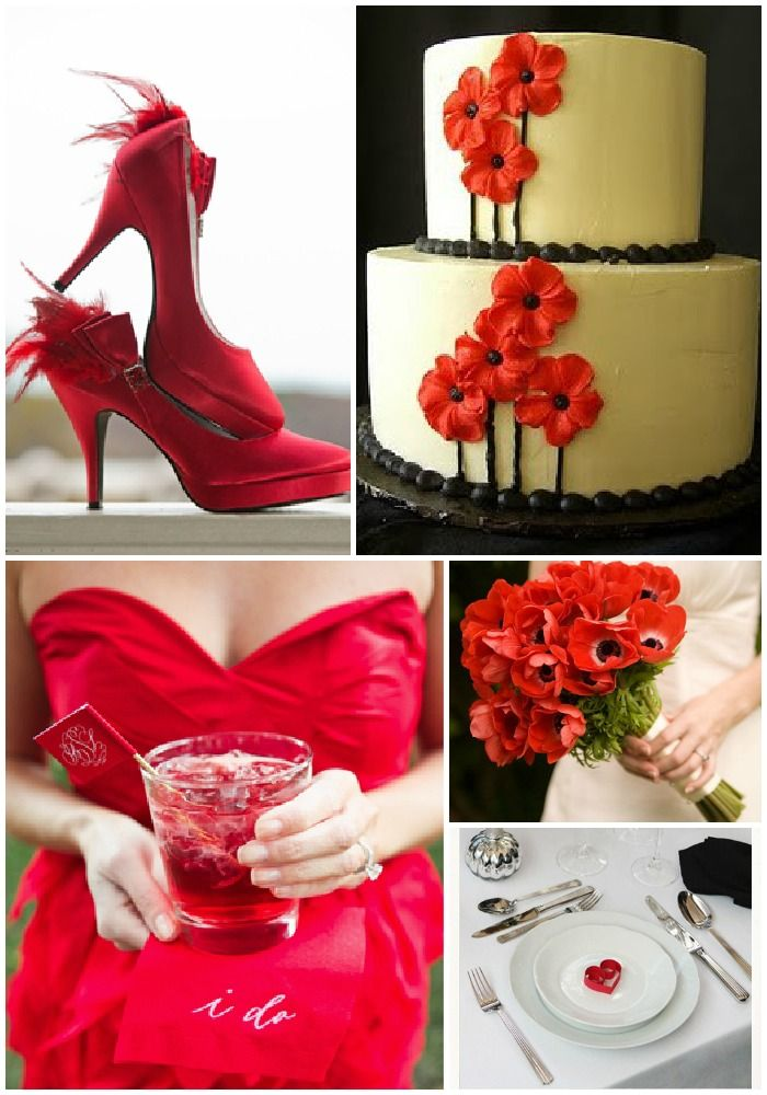 red wedding inspiration red valentines wedding pinned by wedding decorations specialists http