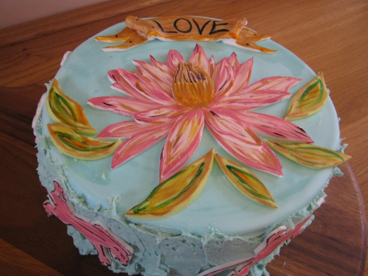 Valentines cake, from £55