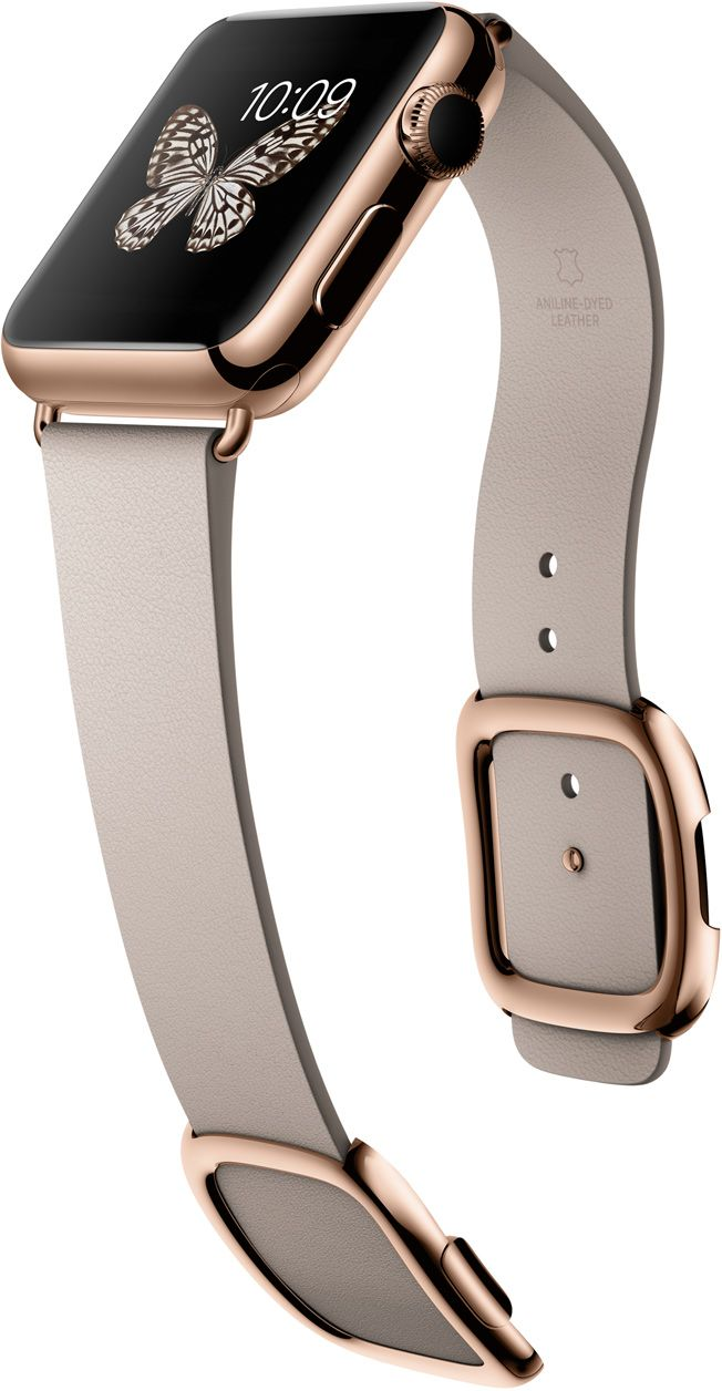 The price of the new gold Apple watch is insanely ridiculous.
