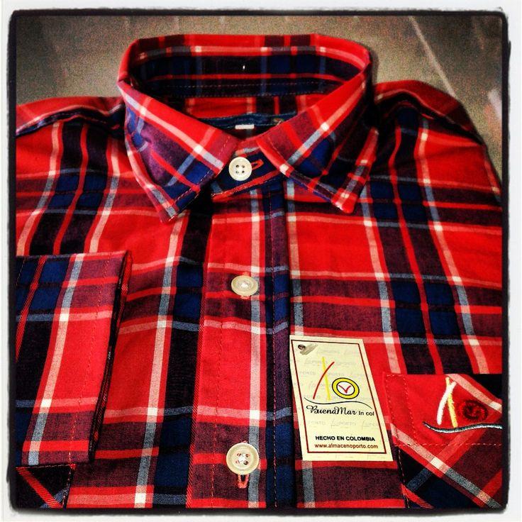 #BuenaMar Camisas manga larga #BuenaMar3X2 #BuenaMarCamisas solo en @almacenoporto #Cartago