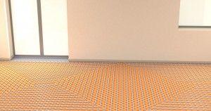 Régulation plancher chauffant à eau