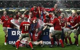 Welsh Rugby, best sport!