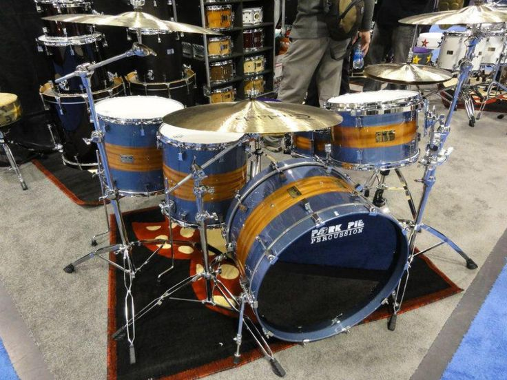Best Custom Drum Inspiration Images On Pinterest Drums - Putting paint on a drum kit creates an explosive rainbow