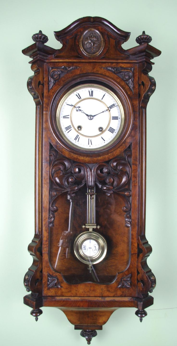 963 best clocks images on pinterest antique clocks vintage fabulous lenzkirch wall clock amipublicfo Gallery