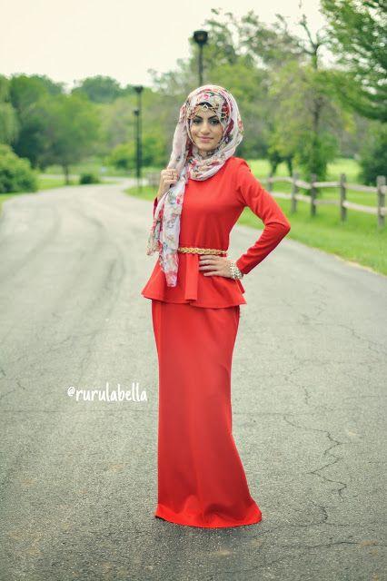 La Bella's Closet: Eid Inspirational Look