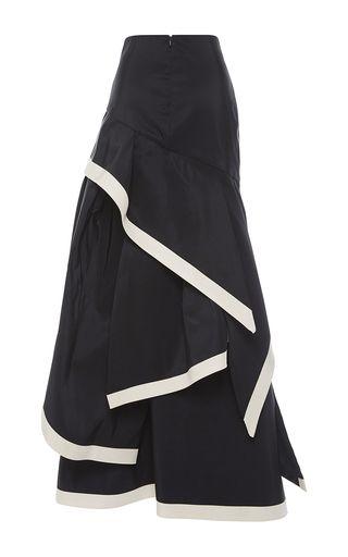 Julio Verne Skirt by JOHANNA ORTIZ for Preorder on Moda Operandi