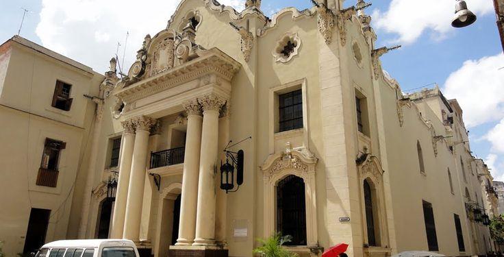 Oratorio San Felipe Neri, oculto en La Habana Vieja - http://www.absolut-cuba.com/oratorio-san-felipe-neri-oculto-en-la-habana-vieja/