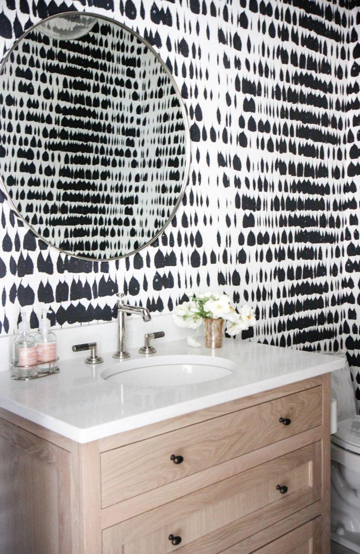 Schumacher Oak bathroom vanity, Interior, Bathroom flooring