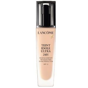 Teint Idole Ultra 24H - claims to be good for combination skin requiring no re-touchups ($43)