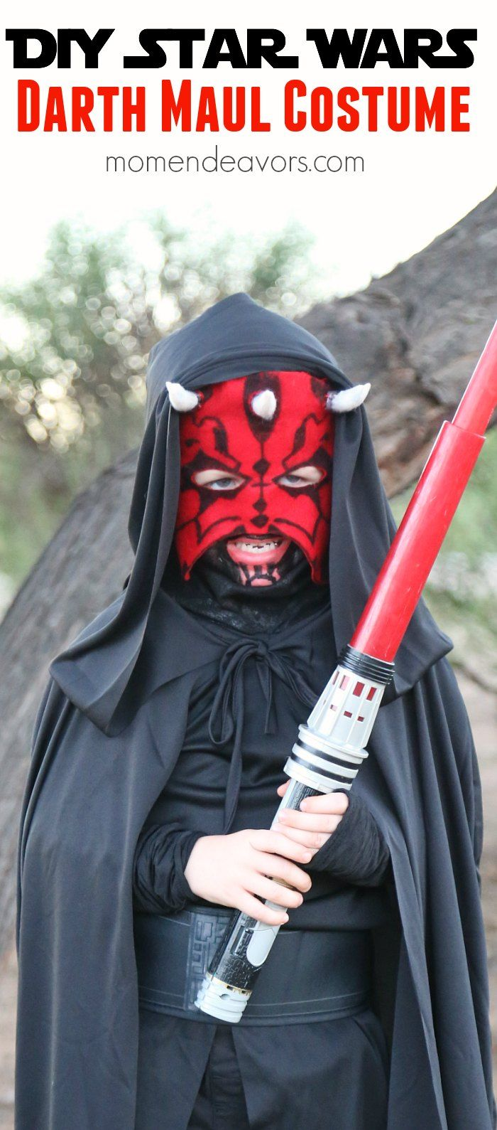 Homemade Darth Maul Costume 48 best images about H...