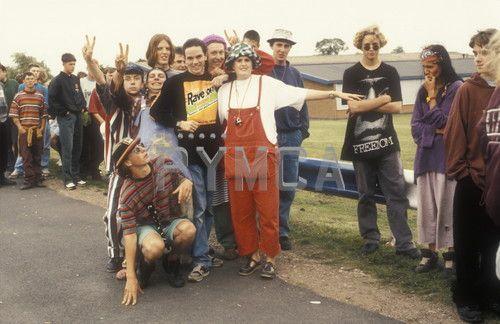 Fantazia, Castle Donnington UK 1992