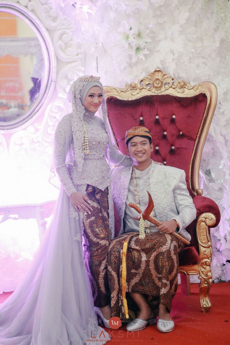 Mega & Pratama wedding by LAKSMI - Kebaya Muslimah & Islamic Wedding Service - 009