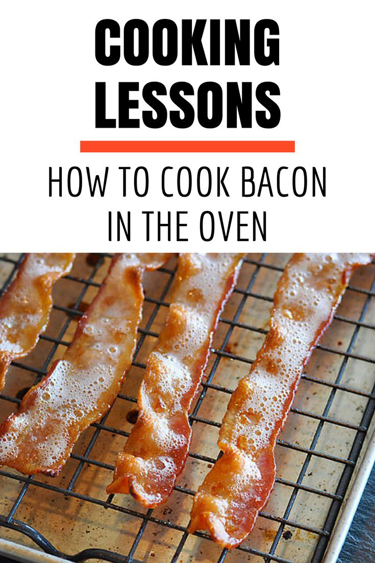Are You Looking To Cook Bacon In The Oven? It Saves Time, Yields Up
