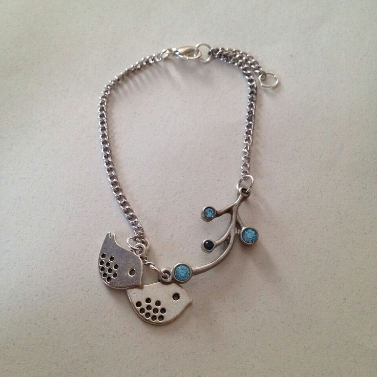 Little birdy bracelet