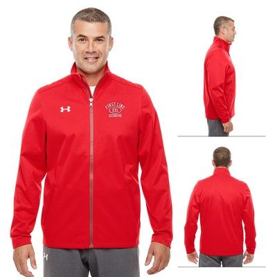 personalized under armour jackets