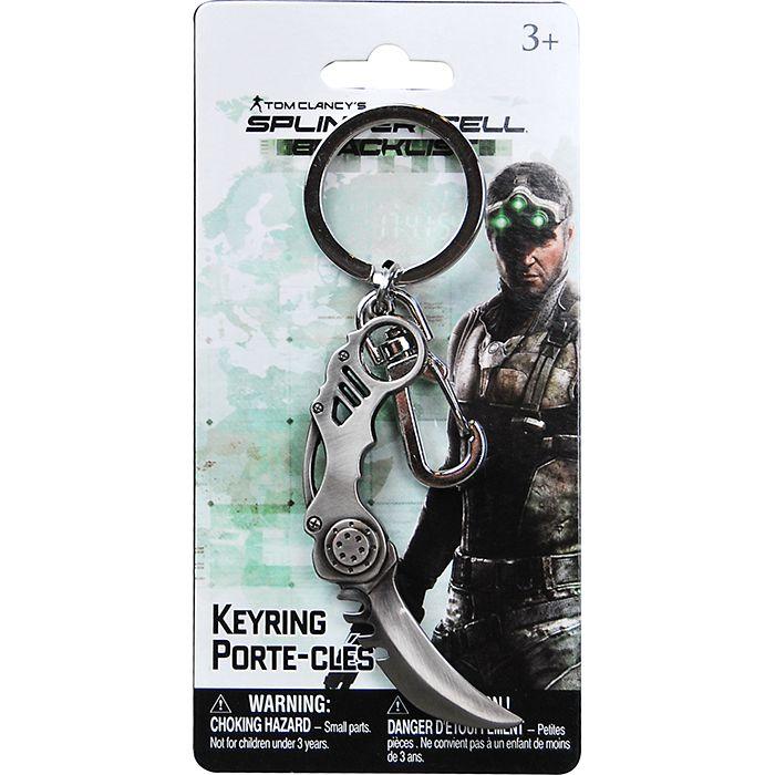 Splintercell keychain