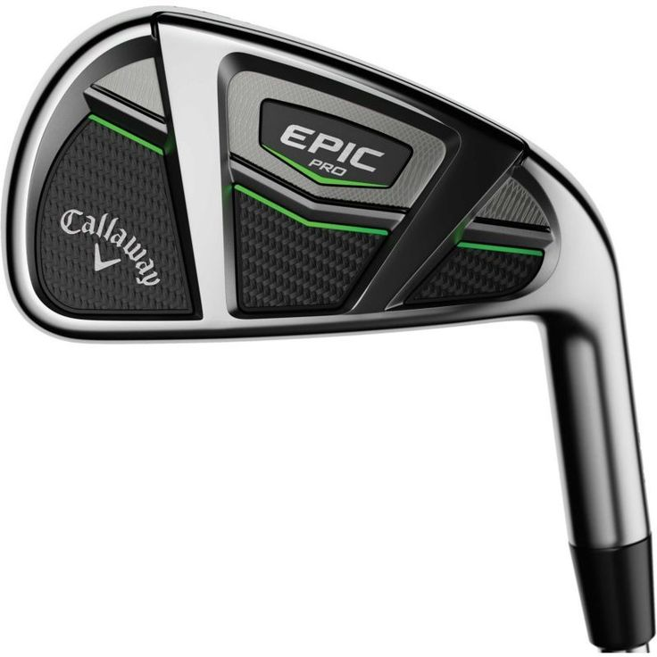Callaway Epic Pro Irons – (Steel (Silver))