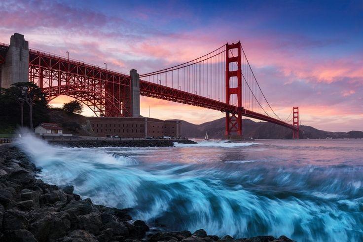 78 Ideas About Golden Gate Bridge On Pinterest Golden