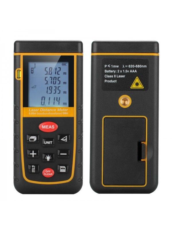 0.05 to 60 Laser Measuring Tool