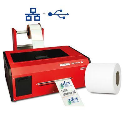 BESSERDRUCKEN: #Farbetikettendrucker für alleEtikettengrössen   D...