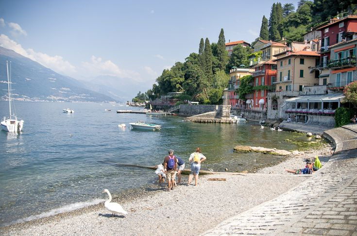 Италия, день 8. Озеро Комо: Варенна и Беладжио - Я здесь случайно.