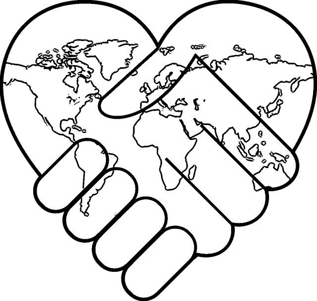 27 Inspired Image Of Peace Coloring Pages International Day Of