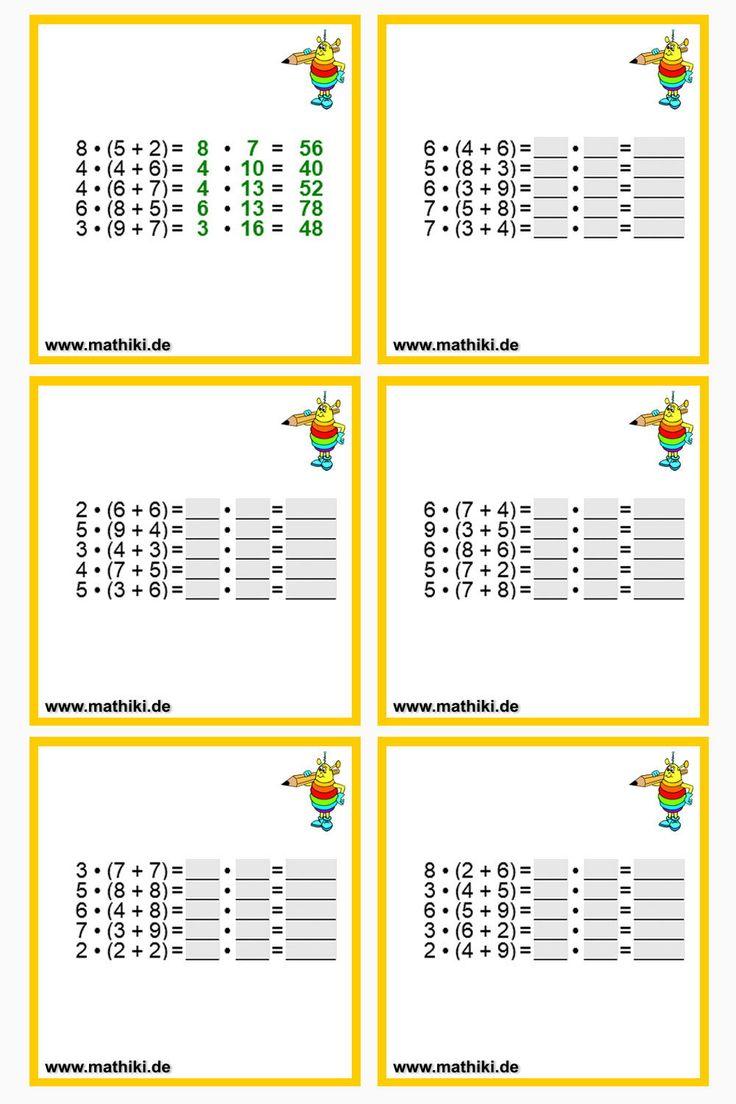 Pin auf Mathe Klasse 20