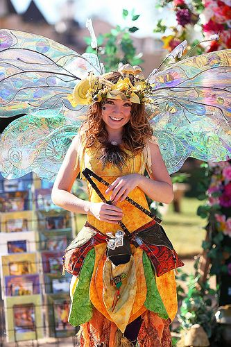 Twig the Fairy 2011 Arizona Renaissance Festival (ARF)