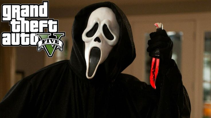 GTA 5 - Korkunç Katil Çığlık