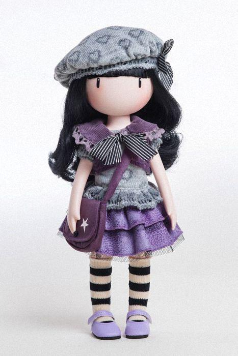 Gorjuss Santoro Little Violet