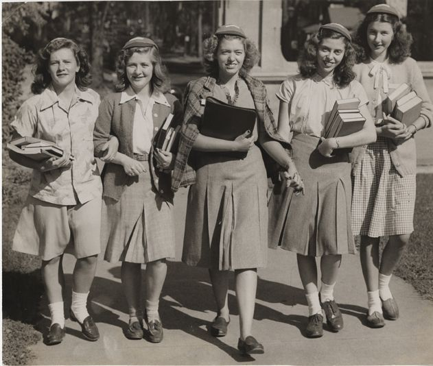 787 best images about 1940's Teenage Fashion and Lifestyle ...