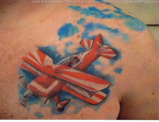 13 best images about cool airplane tattos on pinterest for Ink lab tattoo