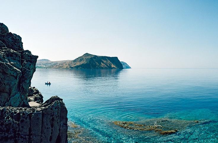 Where Are You?: September 2012 : Condé Nast Traveler  -- Lesbos, Greece