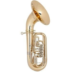 Bb Kaiser Baritone Miraphone 56B Bellfront Gold Brass