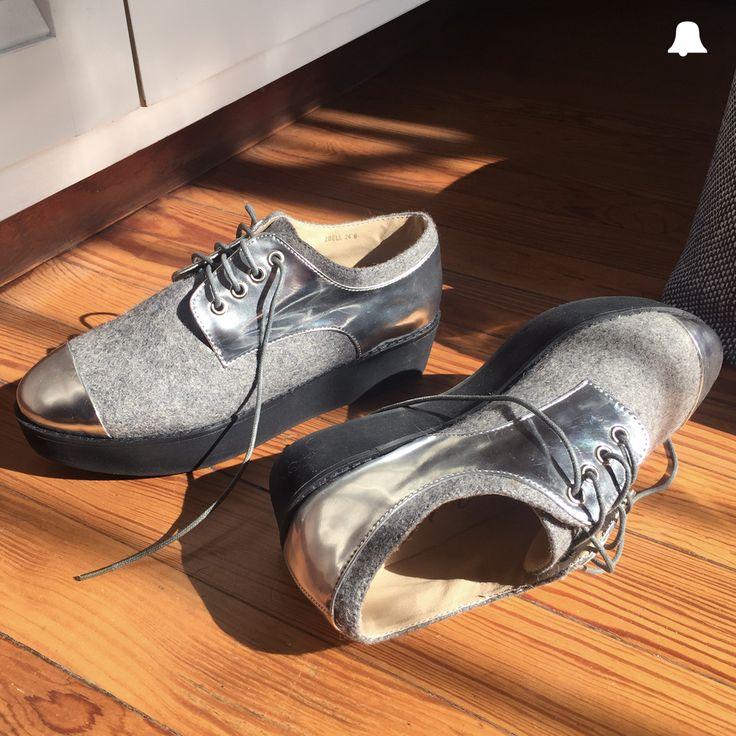¡Nuestro elegido de #BellmurShoes con un #SpecialPrice imperdible!  - Zapato de Paño con Puntera // ZBELL24  Te esperamos en nuestro local de Montevideo Shopping