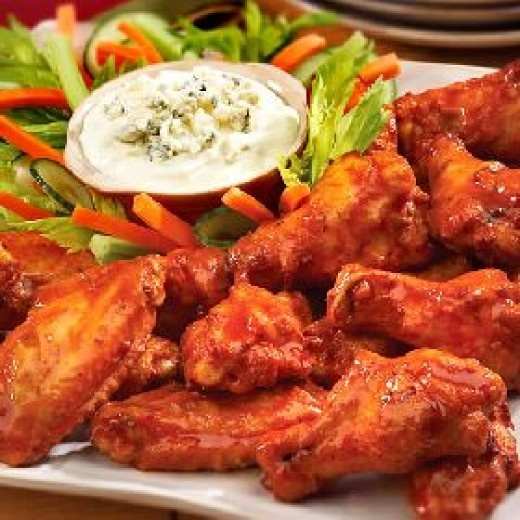 Here Im going to reveal the secrets to making the best chicken wings youll ever eat in your life. If you want the best chicken wings ever then you need to check out this recipe.