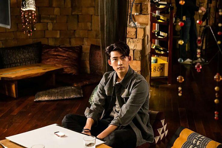 Taecyeon (Do Jin Woo)  #cute #minidrama #touchingyou #korea