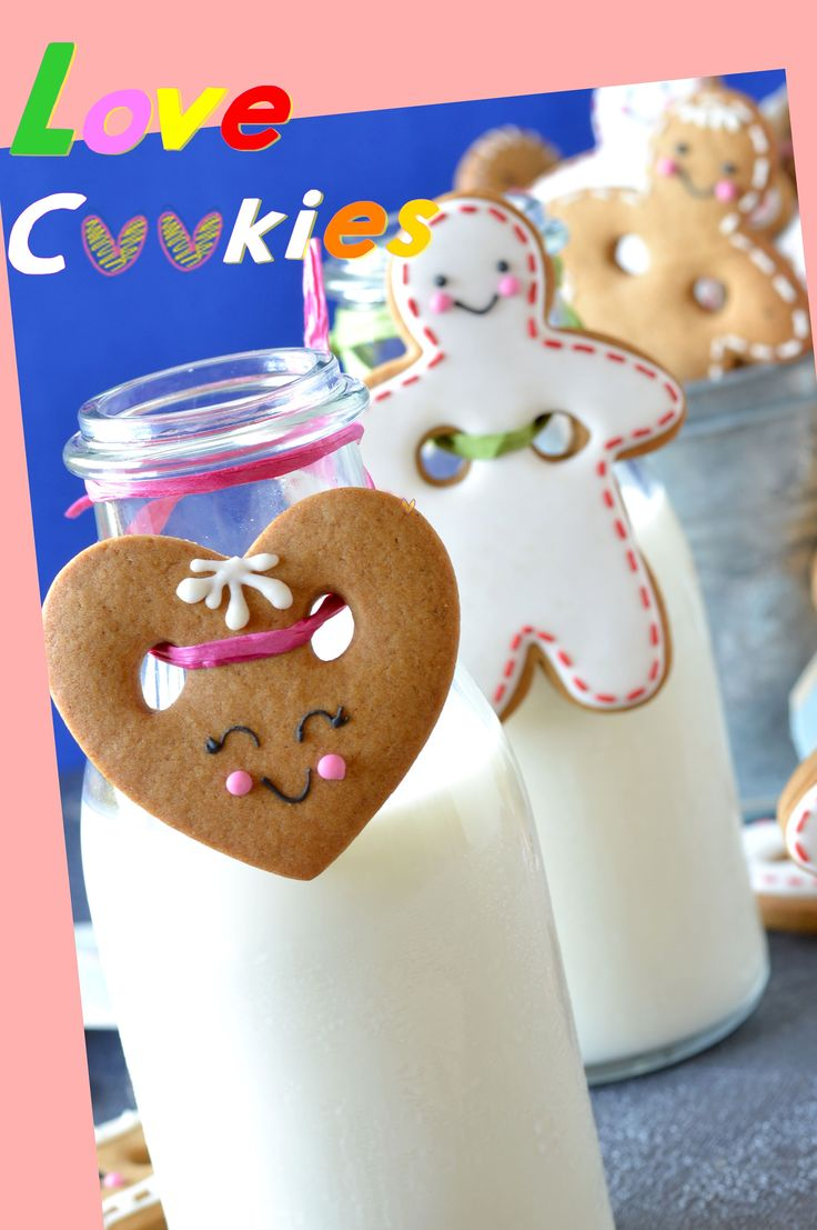 Yummy ginger cookies