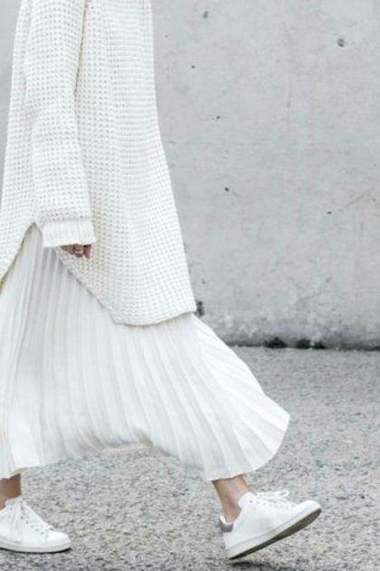 15 λευκά sneakers που θα θέλετε να αποκτήσετε | μοδα , shopping ideas | ELLE